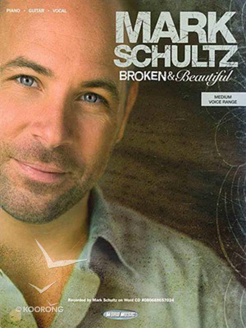 Broken & Beautiful (Music Book) Paperback