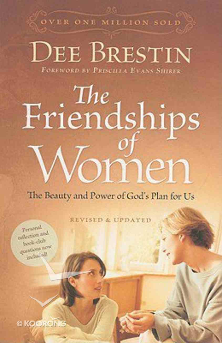 The Friendships of Women Paperback
