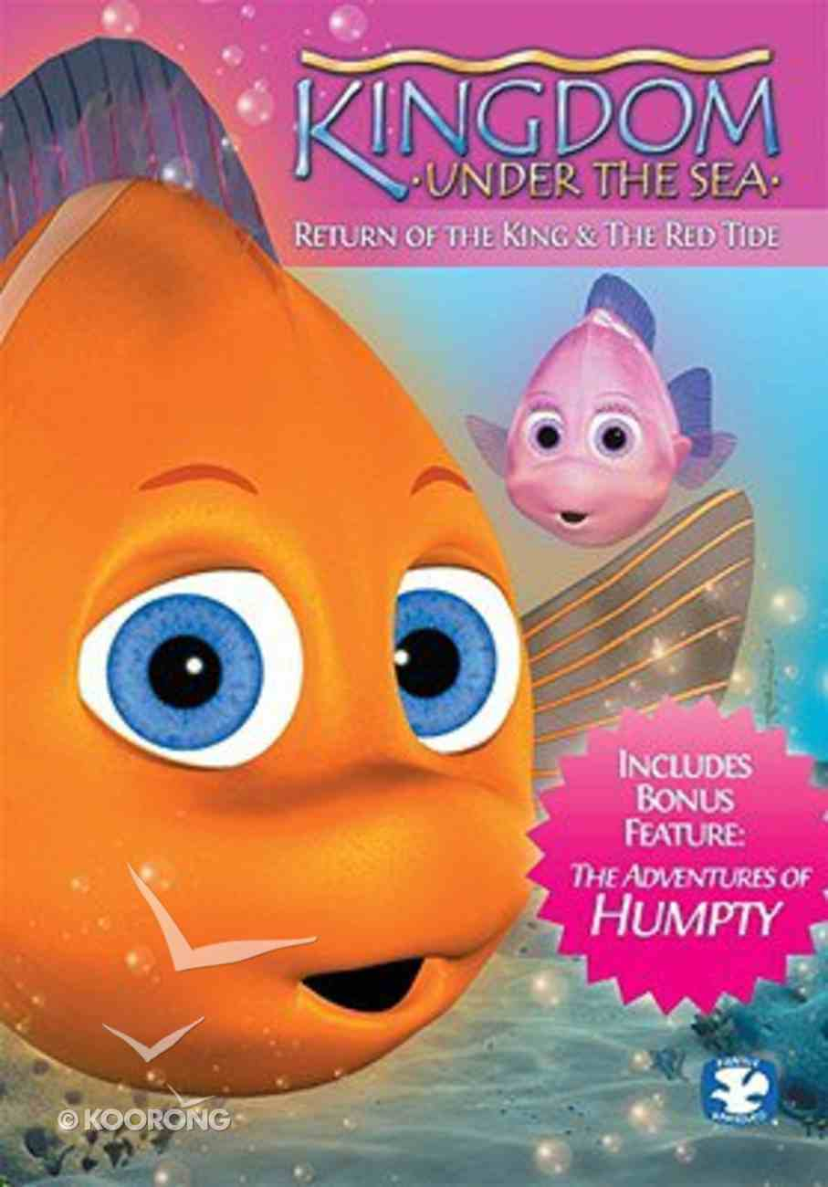 Kingdom Under the Sea (2-Pack Special Edition) (Kingdom Under The Sea Series) DVD