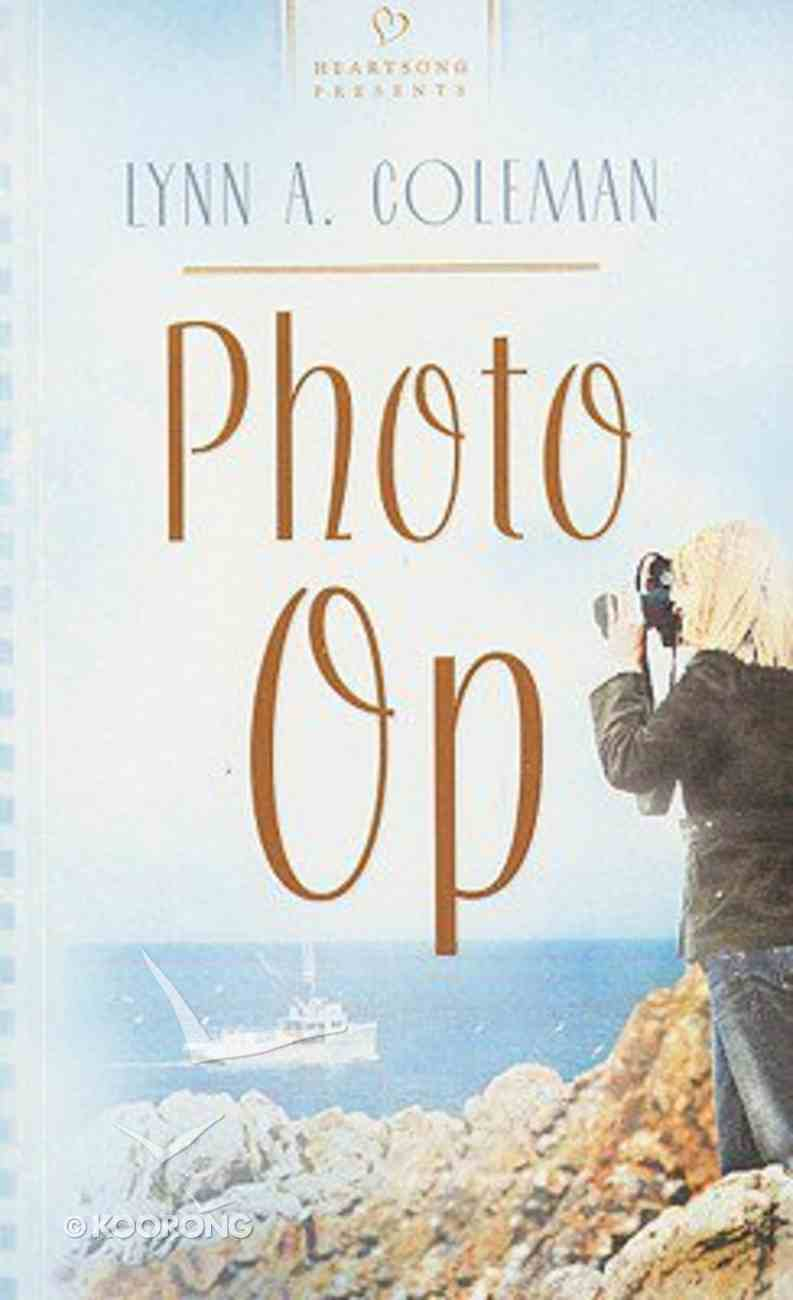 Photo Op (#762 in Heartsong Series) Paperback