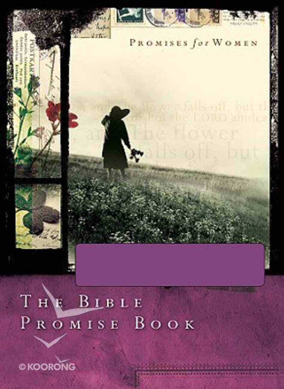 Promises For Women (Nlv) (The Bible Promise Book Series) Imitation Leather