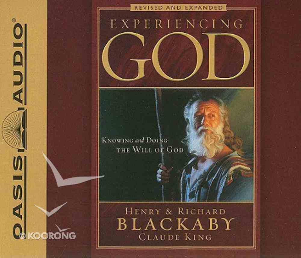 Experiencing God CD