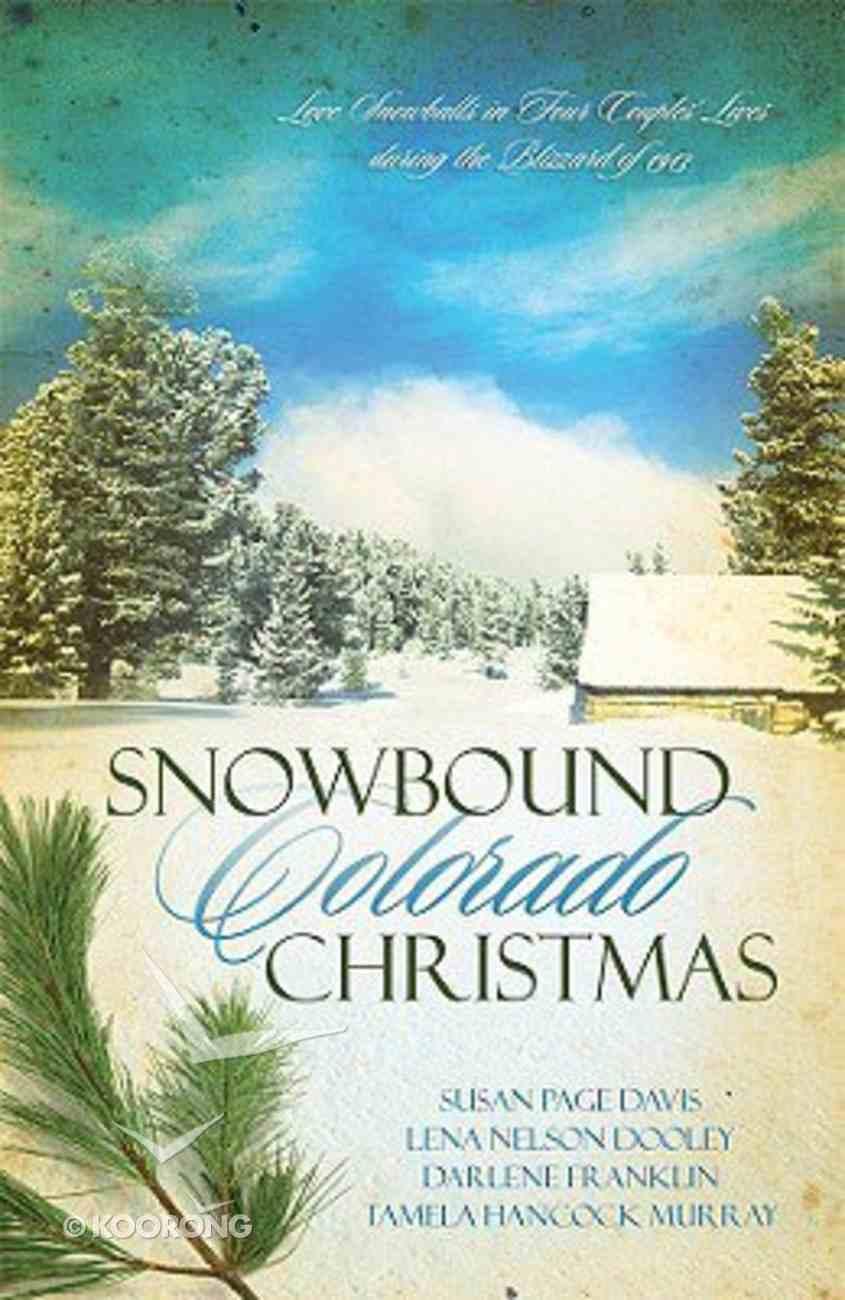 Snowbound Colorado Christmas Paperback