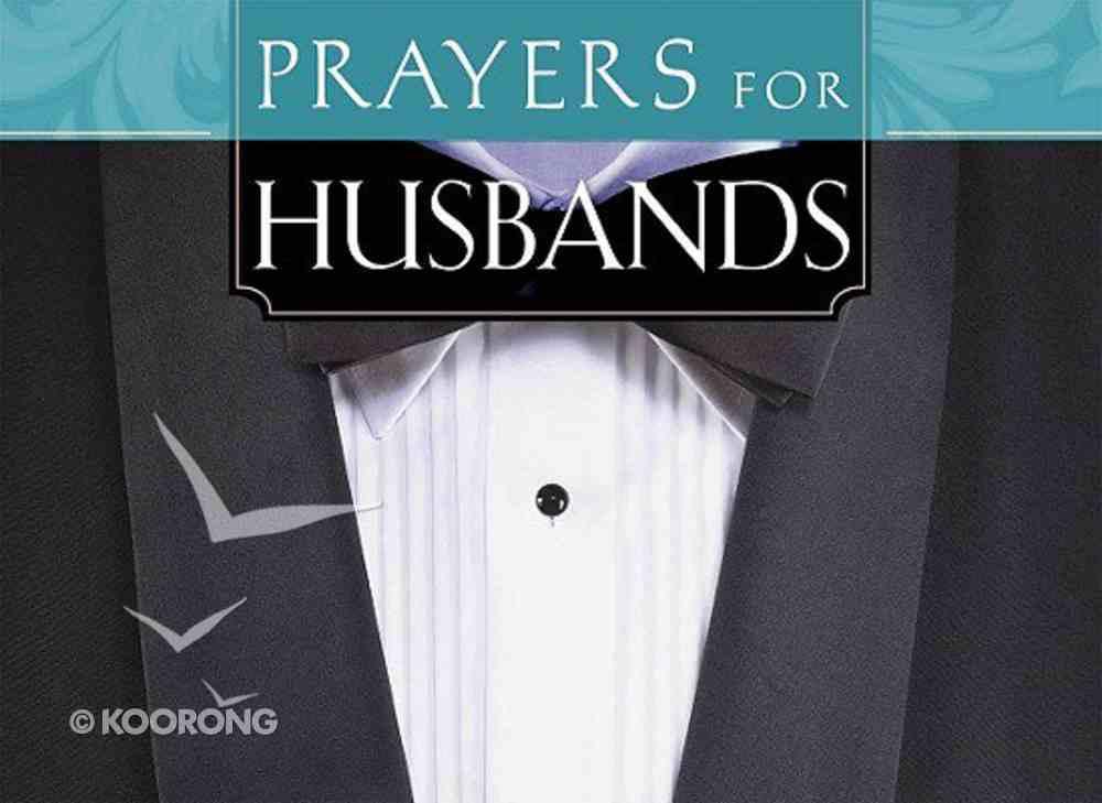 Prayers For Husbands Paperback
