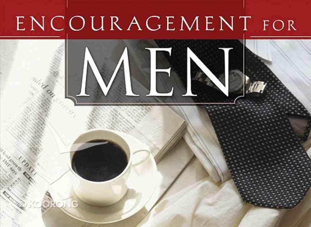Encouragement For Men Paperback