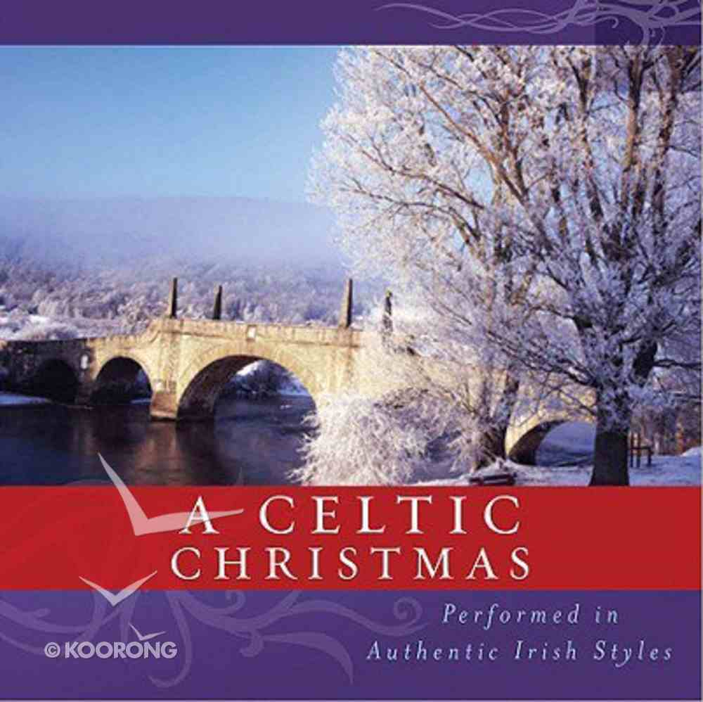 A Celtic Christmas (Authentic Irish Styles) (Christmas At Home Music Cds 2008 Series) CD
