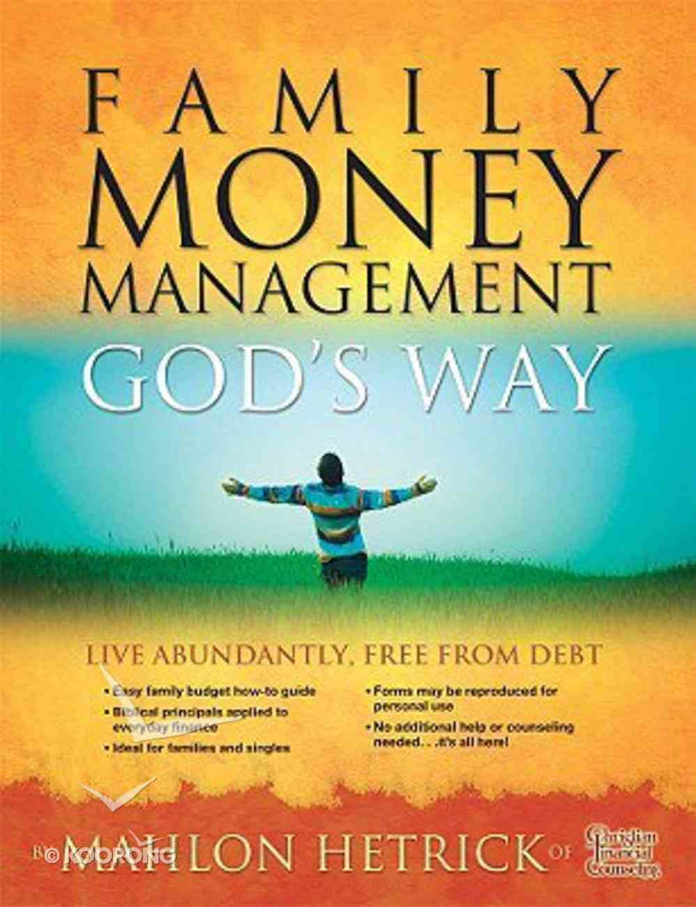 Family Money Management God's Way Paperback