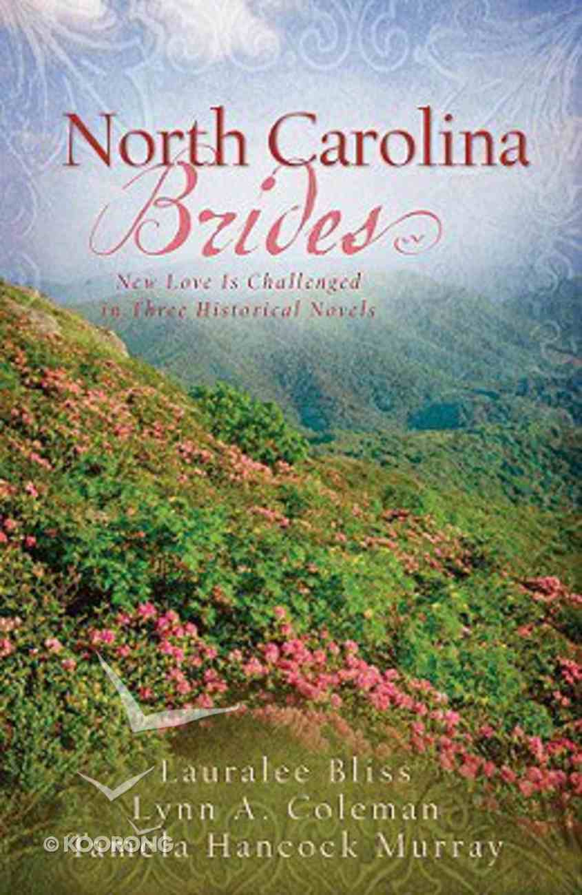 3in1: Romancing America: Blue Ridge Brides (North Carolina) (Romancing America Series) Paperback