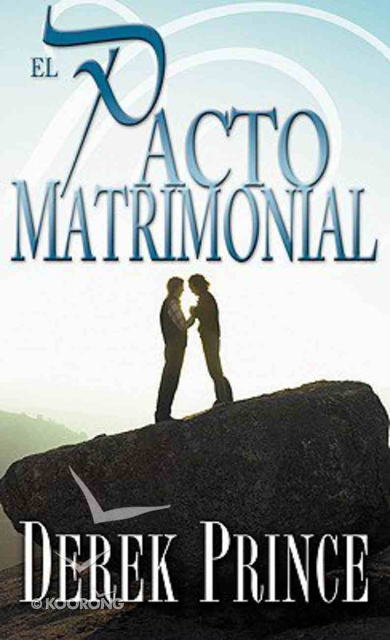 Pacto Matrimonial (Marriage Covenant) Mass Market