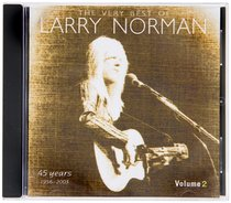 Album Image for The Very Best of Larry Norman (Vol 2) - DISC 1