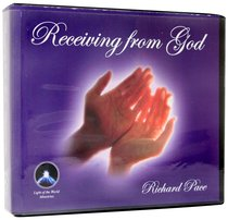 Album Image for Receiving From God - DISC 1