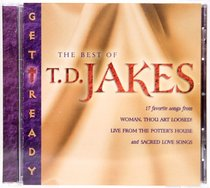 Album Image for Get Ready: The Best of T D Jakes - DISC 1