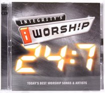 Album Image for Integrity's Iworship 24: 7 - DISC 1