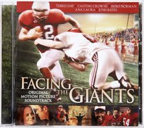 Album Image for Facing the Giants Soundtrack - DISC 1