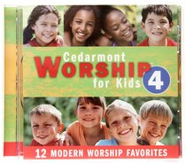 Album Image for Cedarmont Worship For Kids 4 Stereo - DISC 1