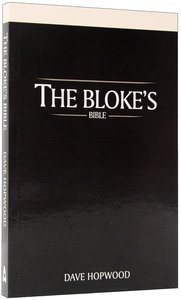 Product: Bloke's Bible, The Image