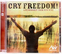 Album Image for Cry Freedom: Live Worship From New Wine (Double Cd) - DISC 1
