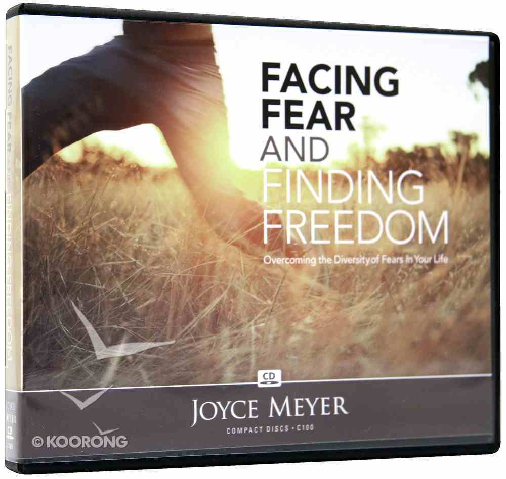 Facing Fear & Finding Freedom (4 Cds) CD
