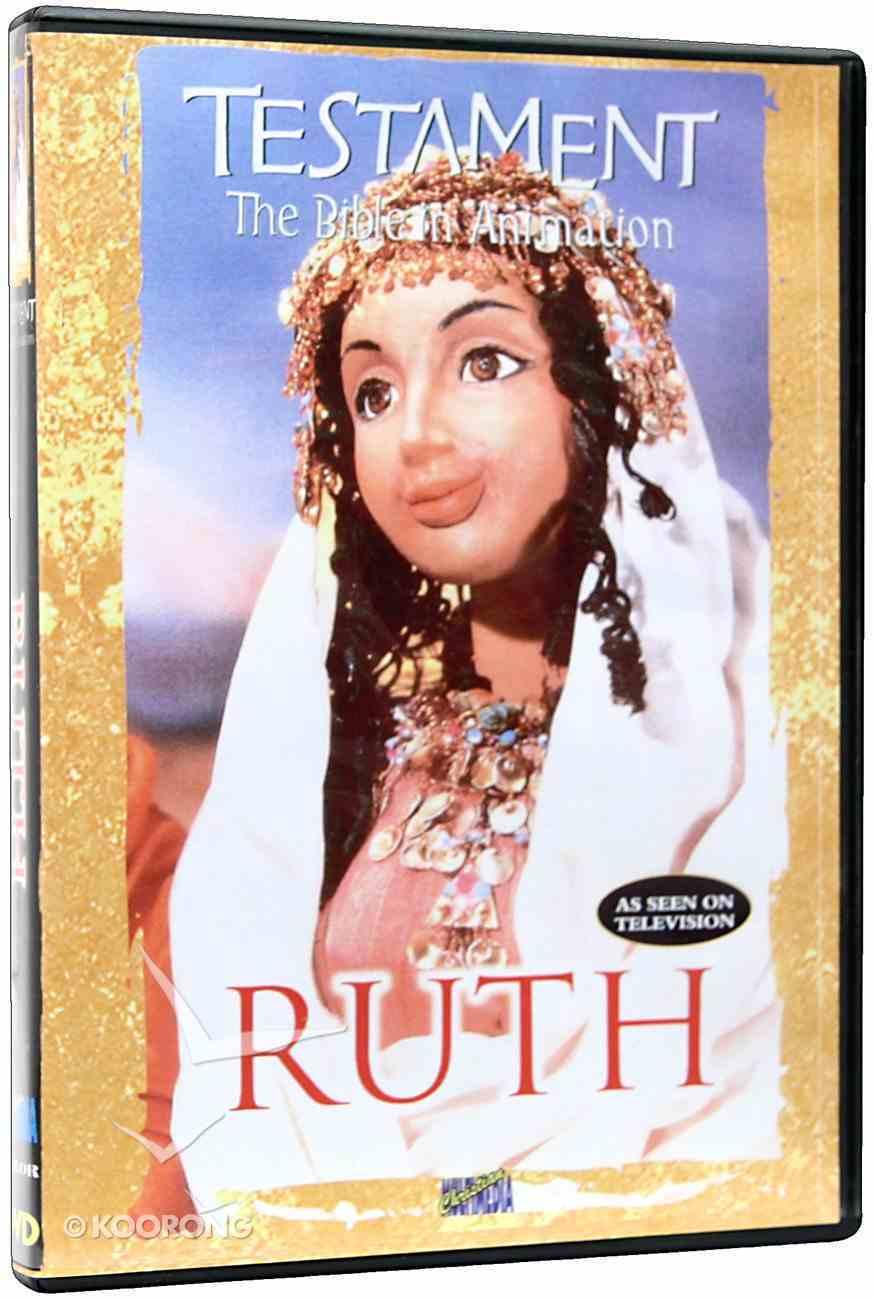 Testament: Ruth DVD