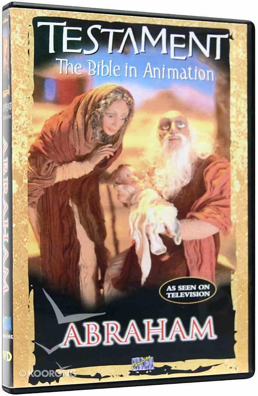 Testament: Abraham DVD