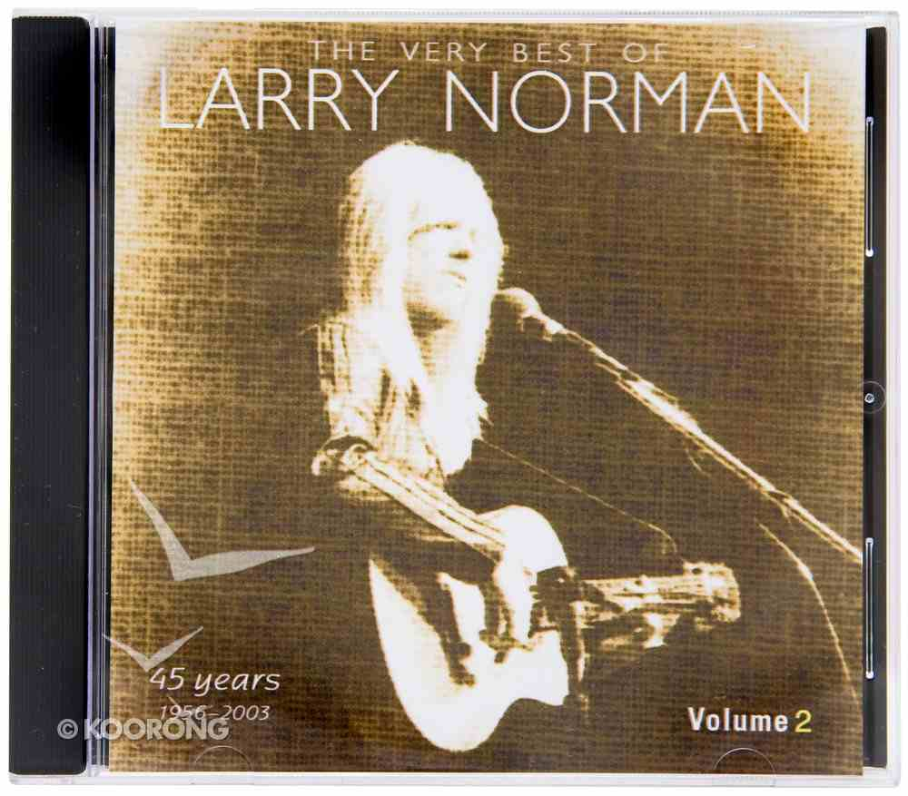 The Very Best of Larry Norman (Vol 2) CD