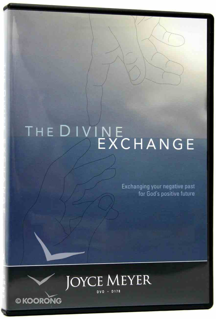 The Divine Exchange (60 Minutes) DVD