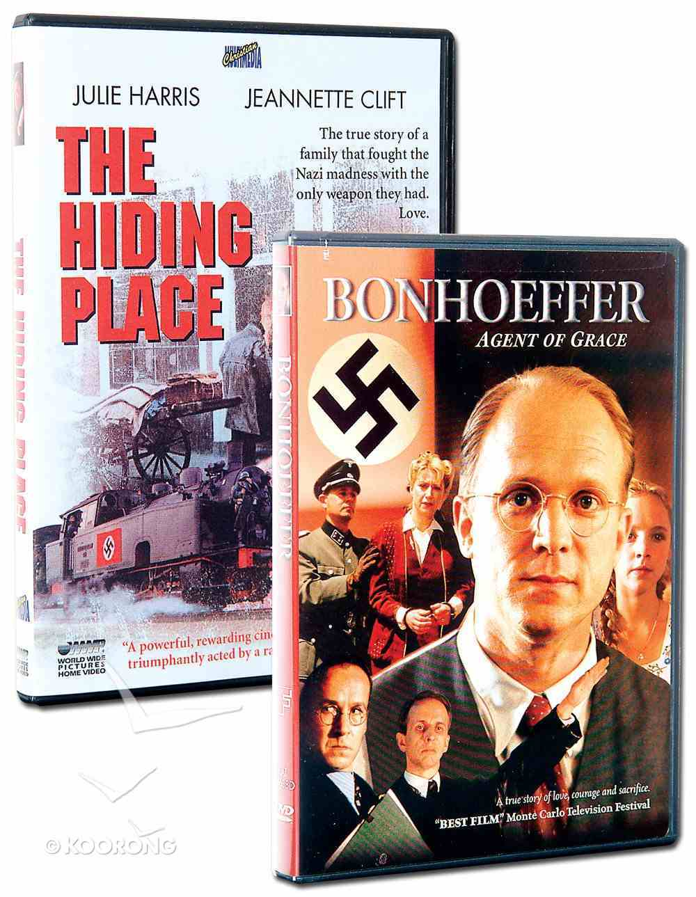 Hiding Place / Bonhoeffer Pack DVD