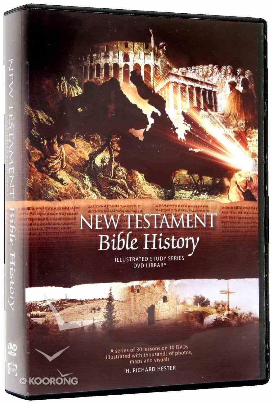 New Testament Bible History DVD DVD