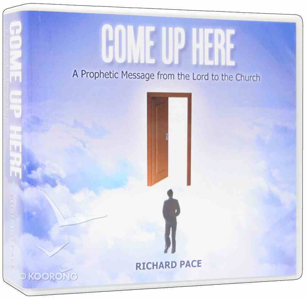 Come Up Here CD