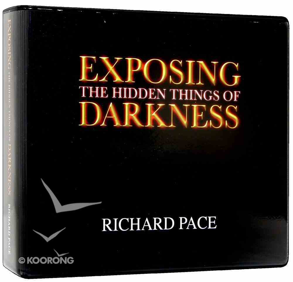 Exposing the Hidden Things of Darkness CD