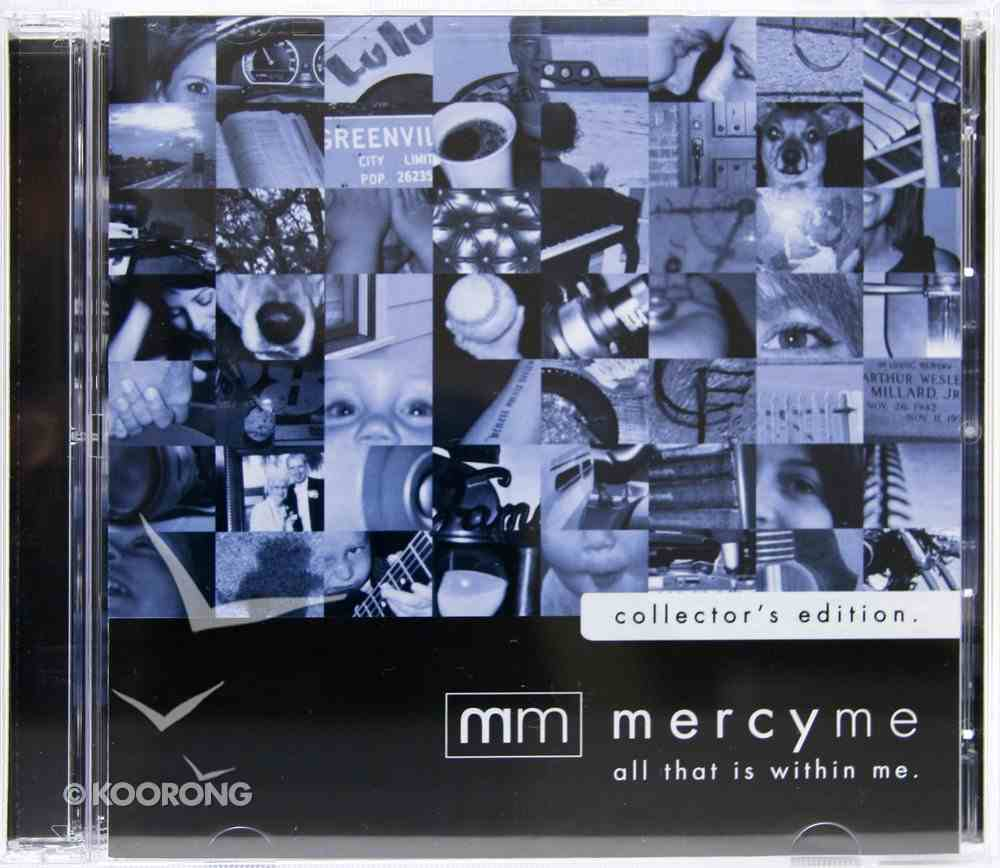 All That is Within Me (Cd & Dvd) CD