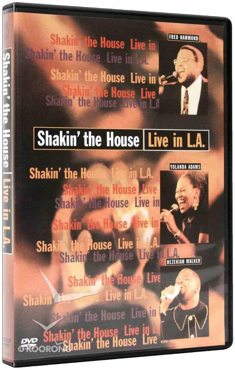 Shakin the House Live in La DVD