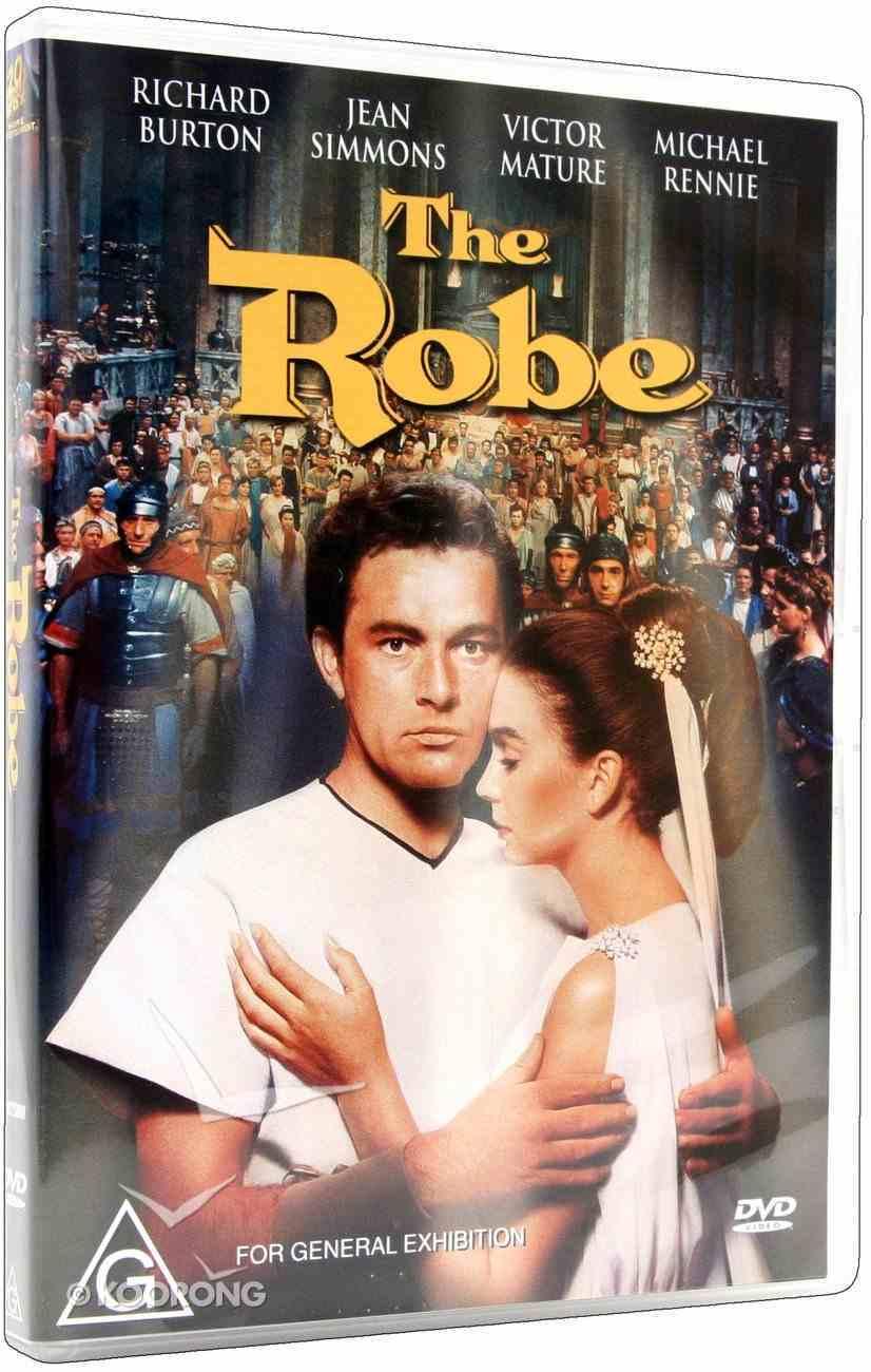 The Robe DVD