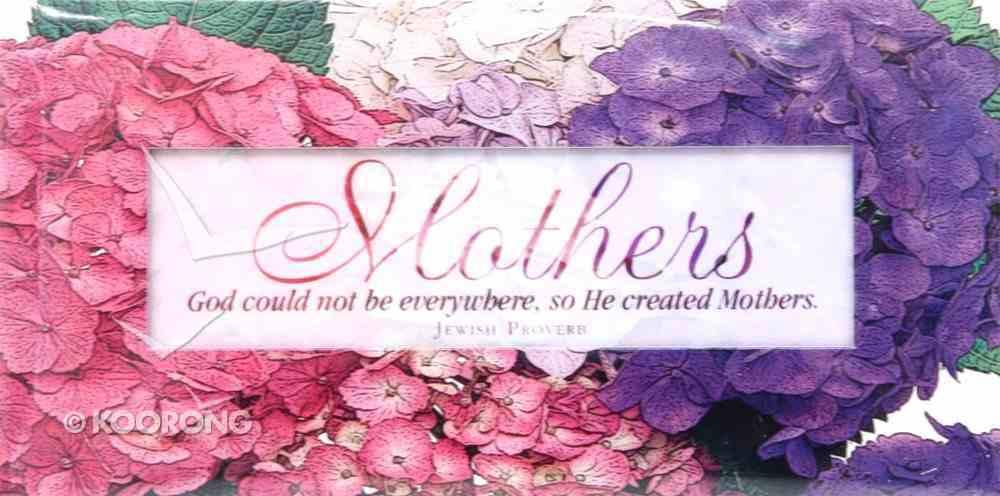 Promises Easled Magnet: Mothers Novelty