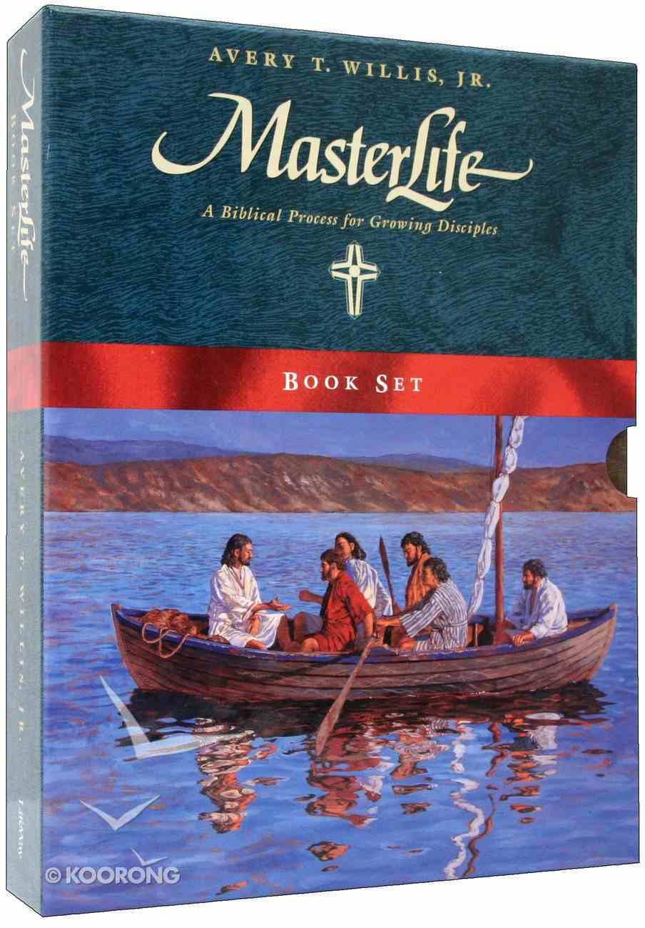 Master Life (Book Set) Pack