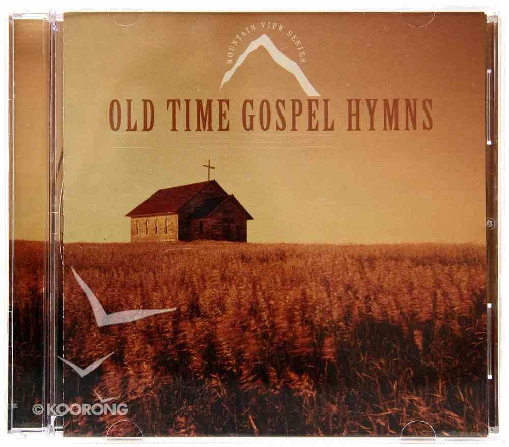 Old Time Gospel Hymns CD