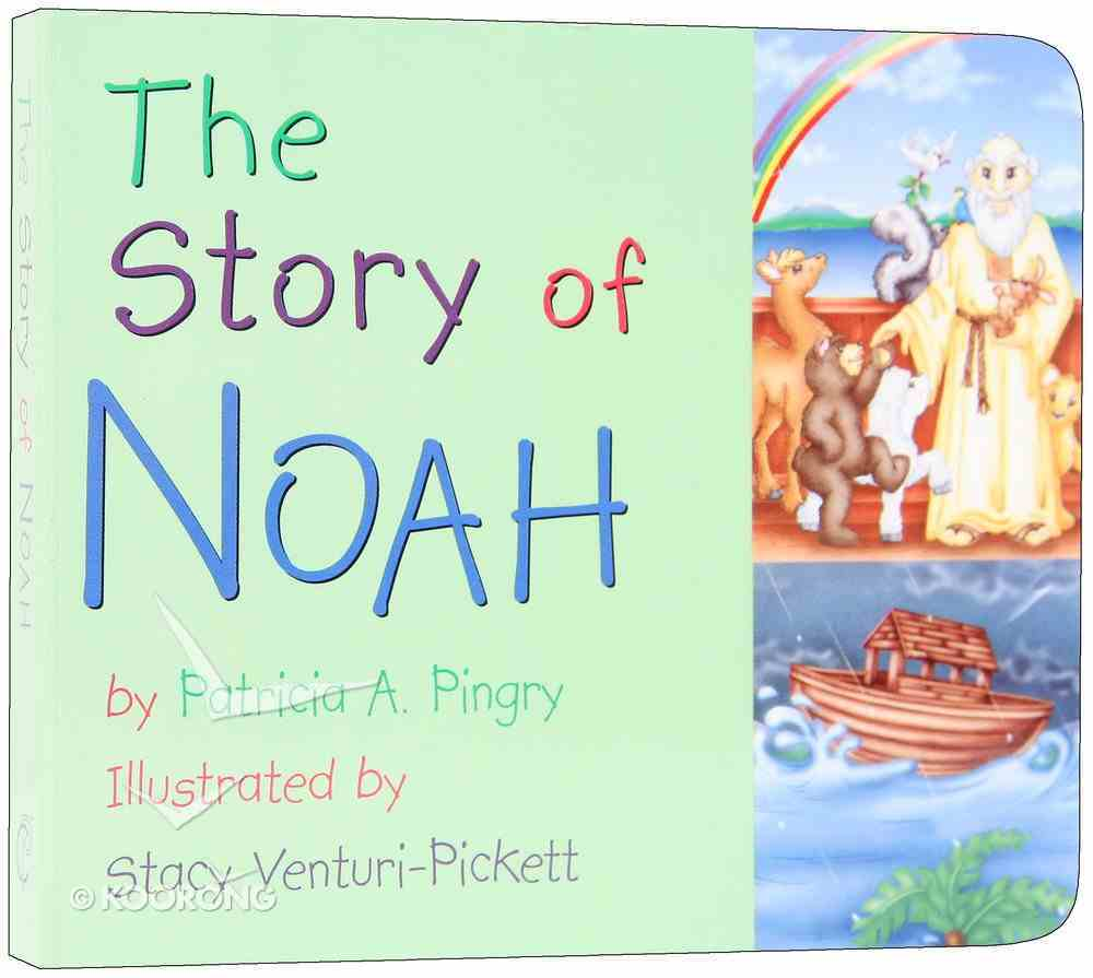The Story of Noah Board Book