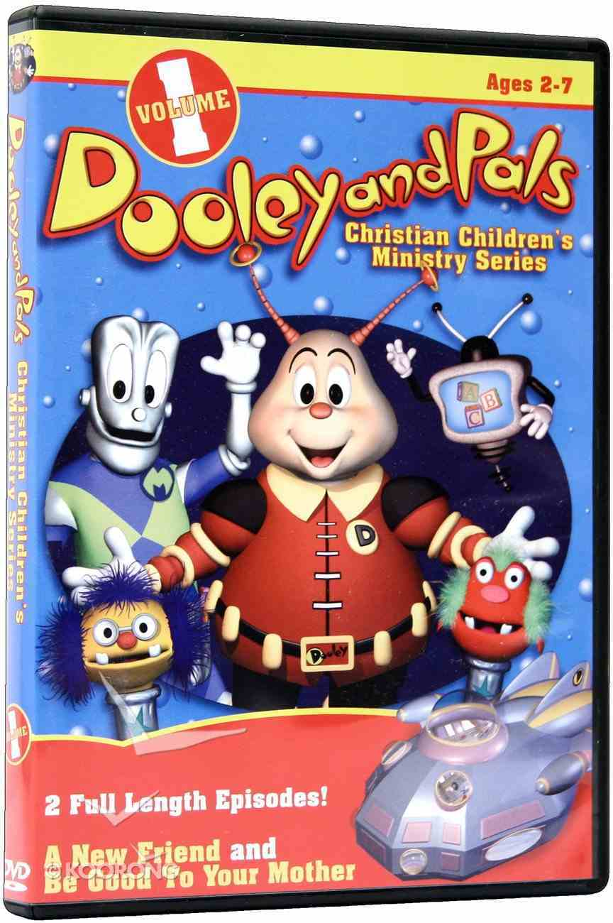 Dooley and Pals (Volume 1) (#01 in Dooley And Pals Series) DVD