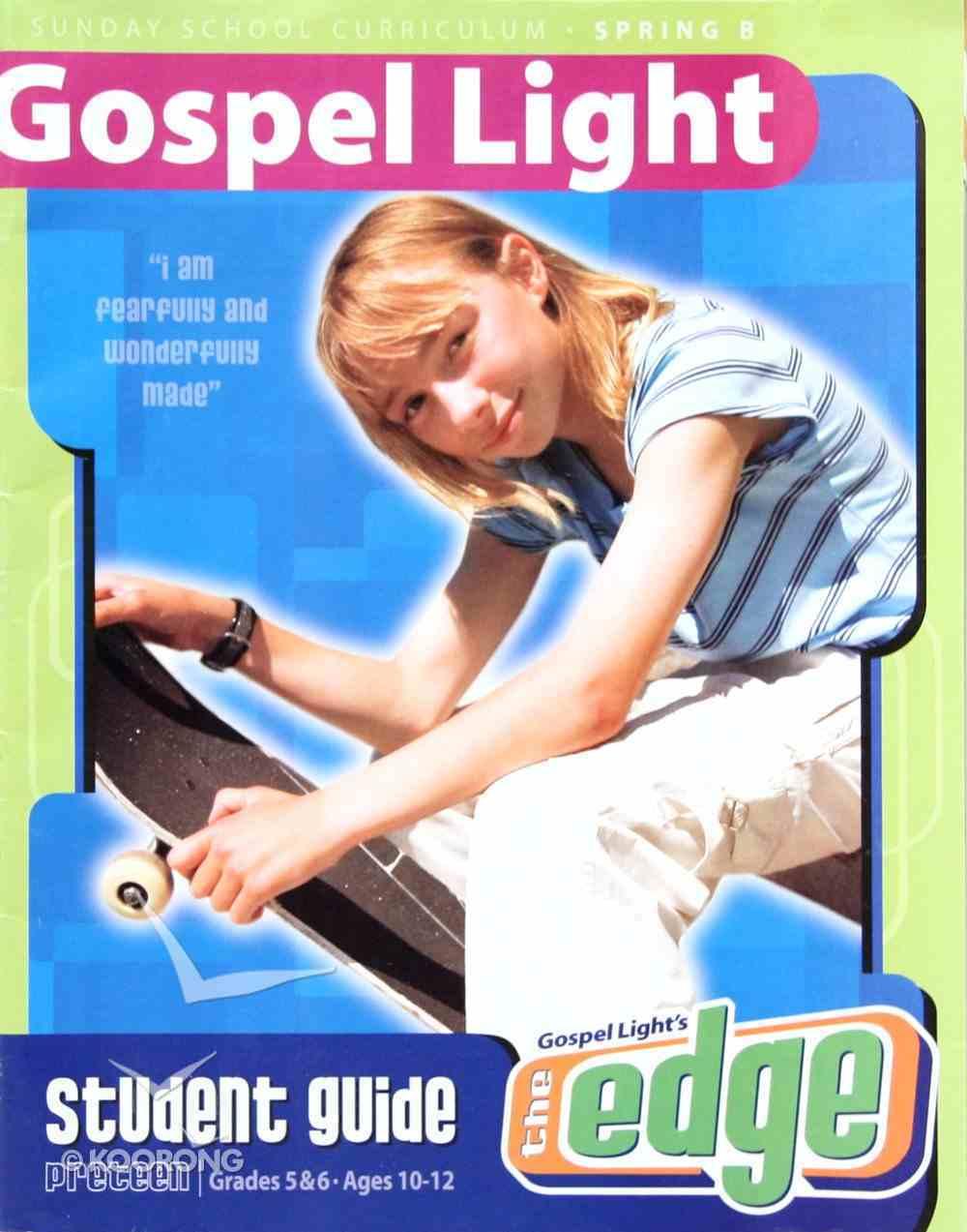 Spring B 2021 Grades 5&6 Student Guide (Gospel Light Living Word Series) Paperback