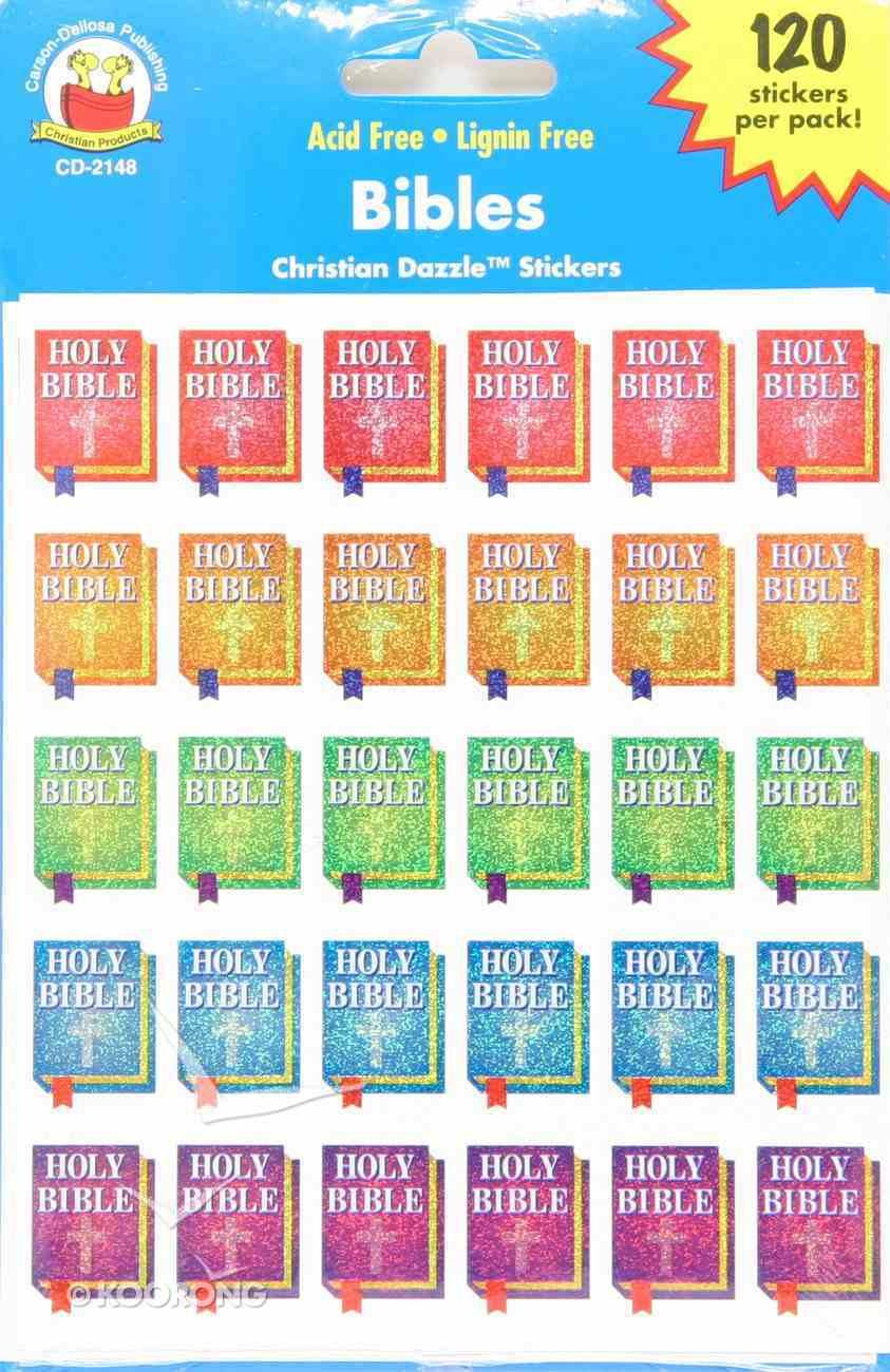 Sticker Pack: Bible Dazzle Novelty