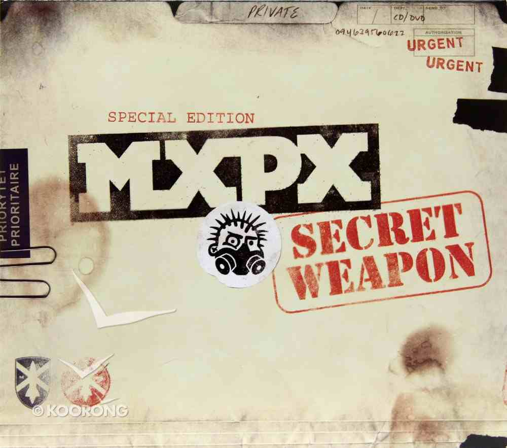 Secret Weapon Special Edition CD