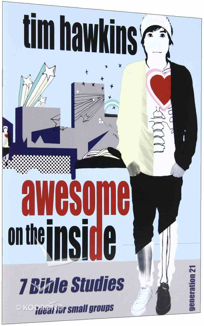 Generation 21: Awesome on the Inside (Study Guide) Paperback