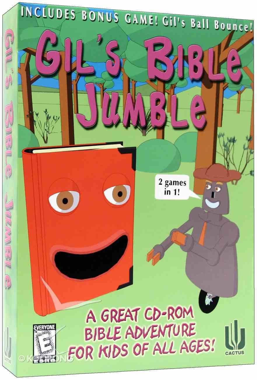 Gils Bible Jumble CDROM Win: Cgd803 CD-rom