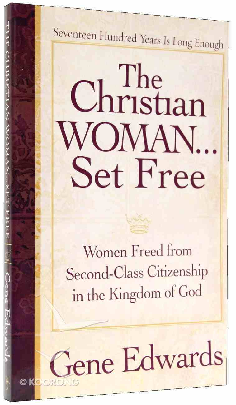 The Christian Woman Set Free Paperback