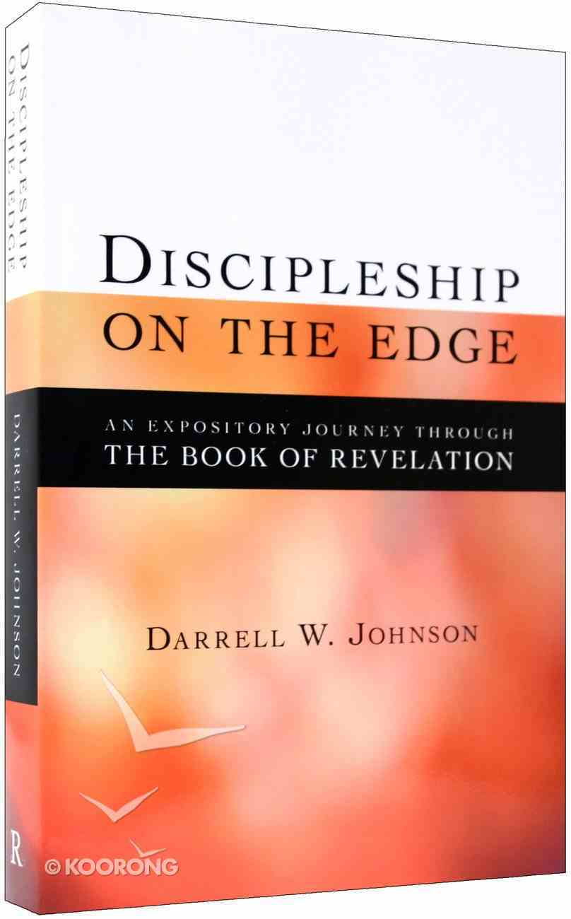 Discipleship on the Edge Paperback