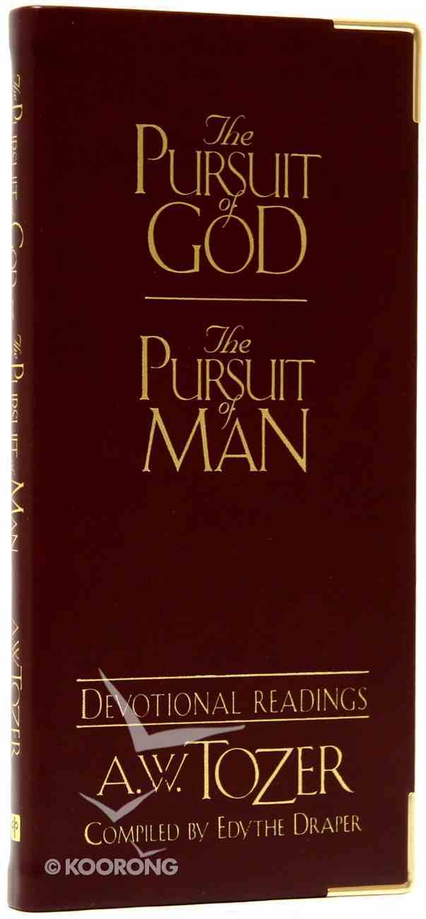 Pursuit of God, the Pursuit of Man, the Imitation Leather