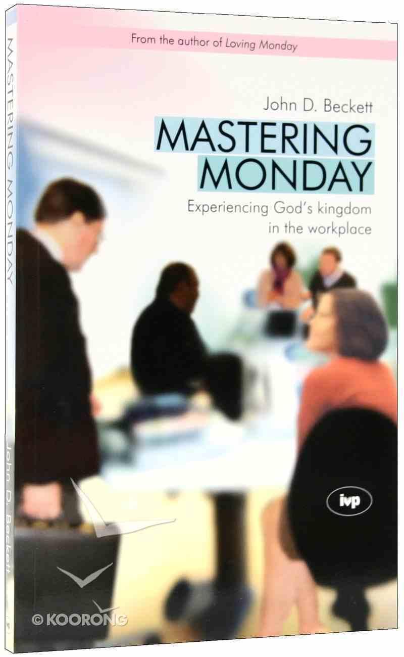 Mastering Monday Paperback