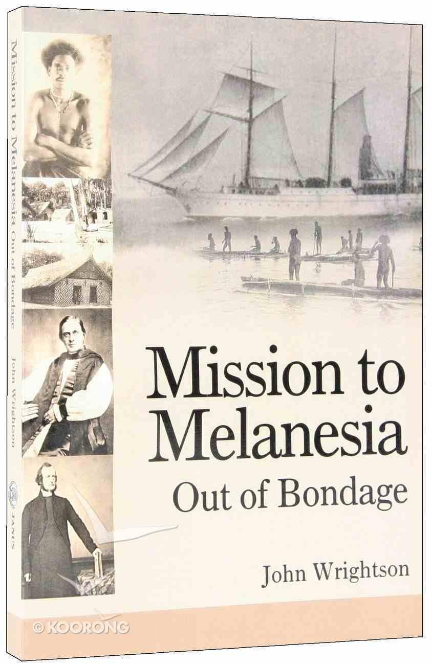 Mission to Melanesia Paperback