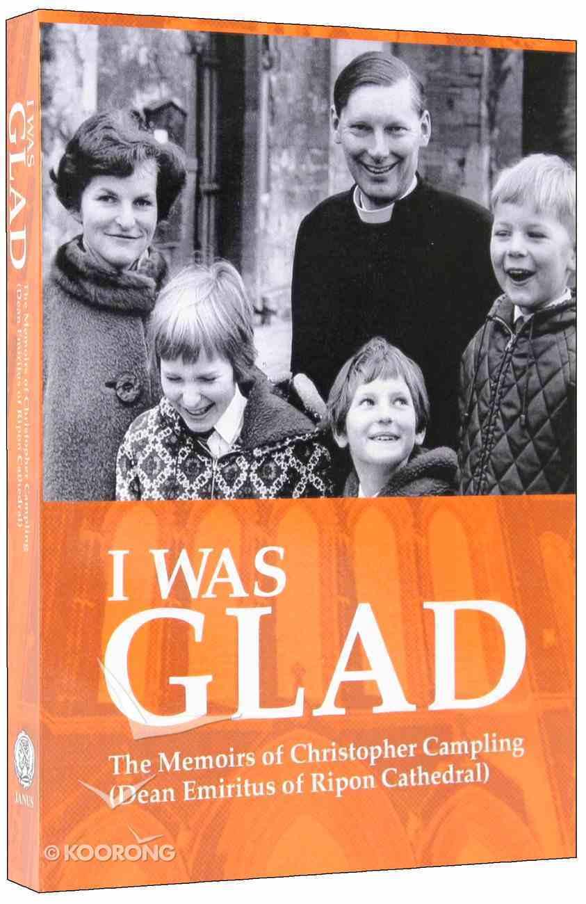 I Was Glad Paperback