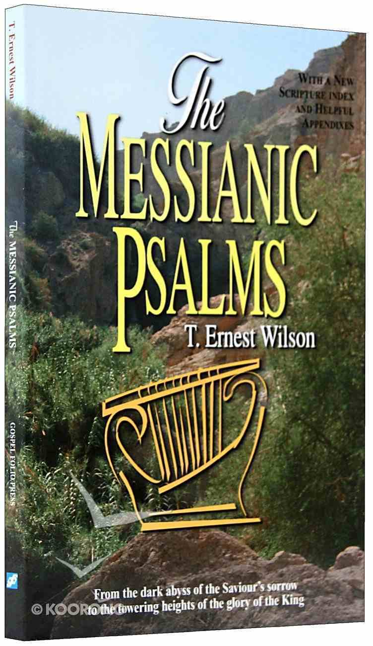 The Messianic Psalms Paperback